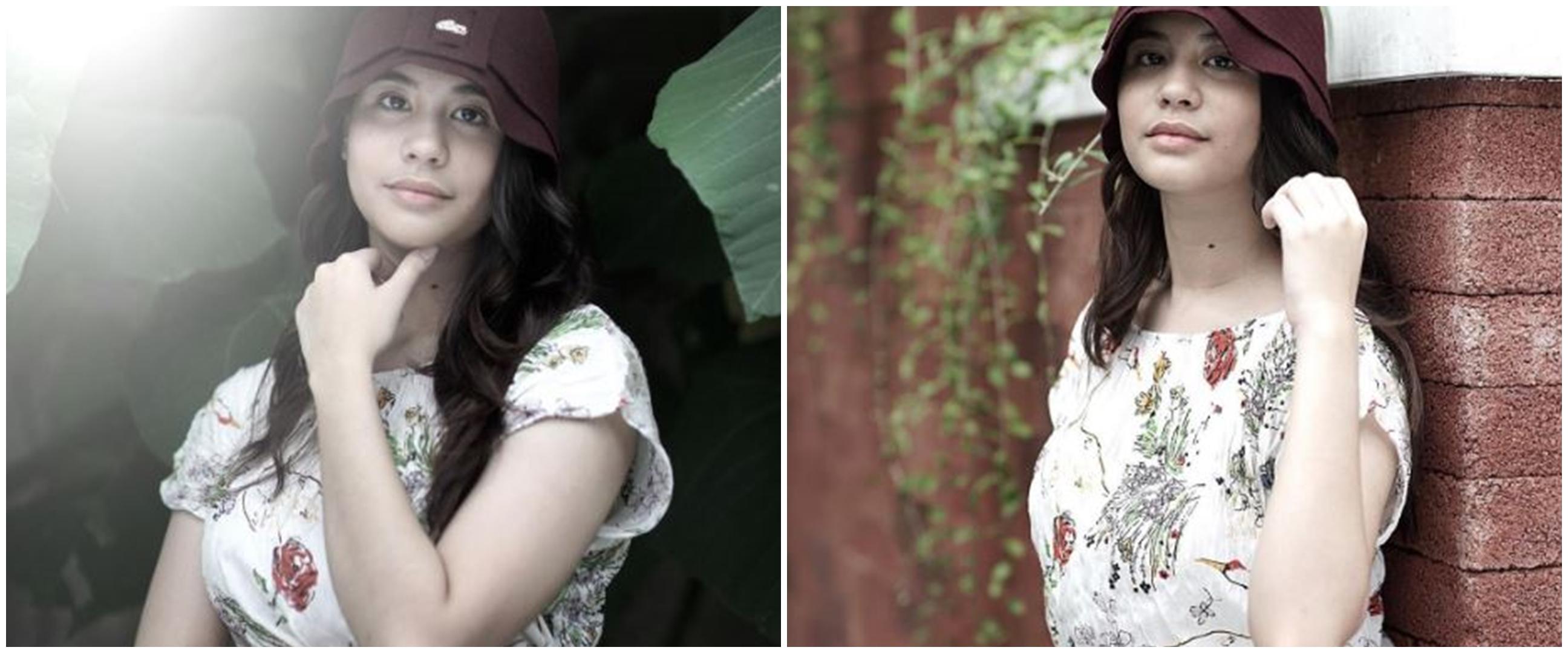 10 Potret cantik Arla Ailani, putri Bucek Depp & Unique Priscilla