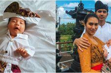 6 Momen seru Atiqah Hasiholan berkebun, ajak anak panen bayam