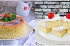 7 Resep japanese cake ala rumahan, fluffy dan bikin nagih
