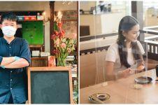Hadapi new normal, 6 tips aman membeli makan di warung makan
