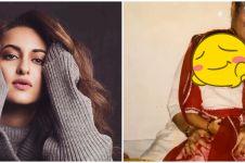 5 Potret masa kecil Sonakshi Sinha ini bikin pangling