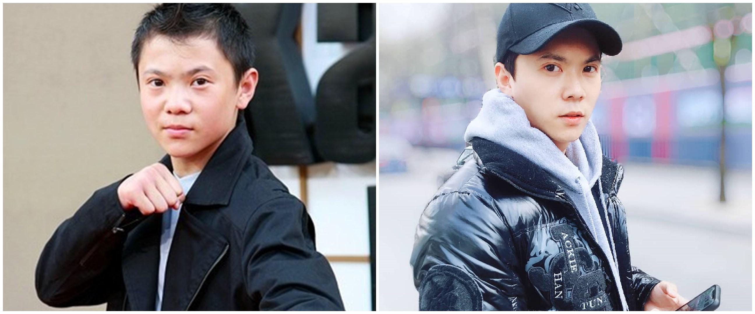 8 Potret terkini Zhenwei Wang, 'lawan' Jaden Smith di Karate Kid