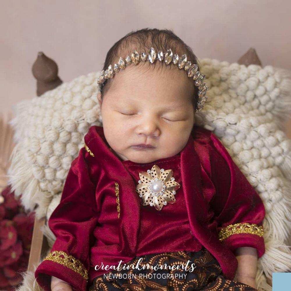 newborn putri mona ratuliu © 2020 brilio.net