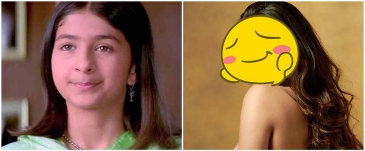 10 Potret terbaru pemeran Pooja di Kabhi Kushi Kabhi Gham