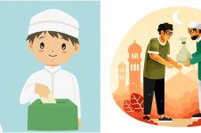 Keutamaan bersedekah beserta jenis dan dalilnya sesuai ajaran Islam