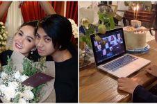 9 Potret ultah Yuni Shara ke-48, dapat kejutan virtual
