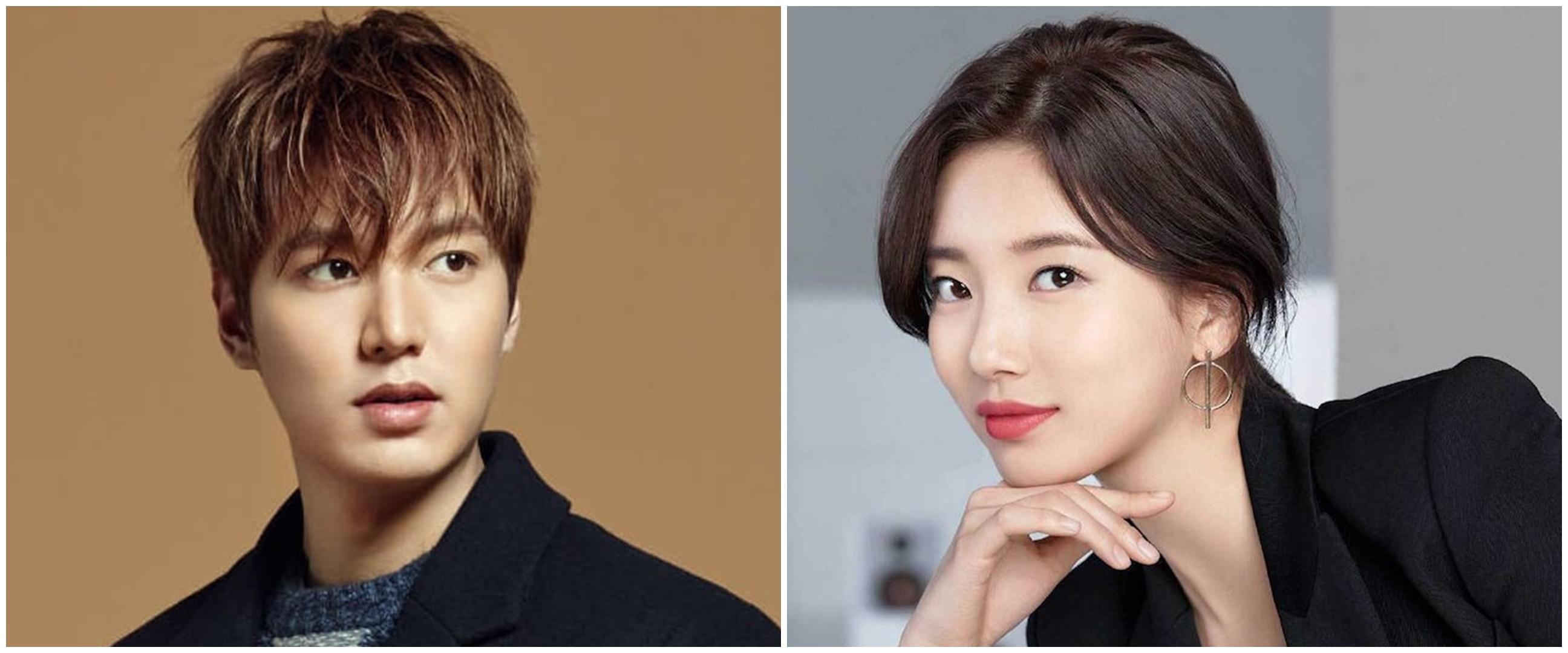 6 Artis ini pernah jadi 'pacar' Bae Suzy, ada Lee Min-ho