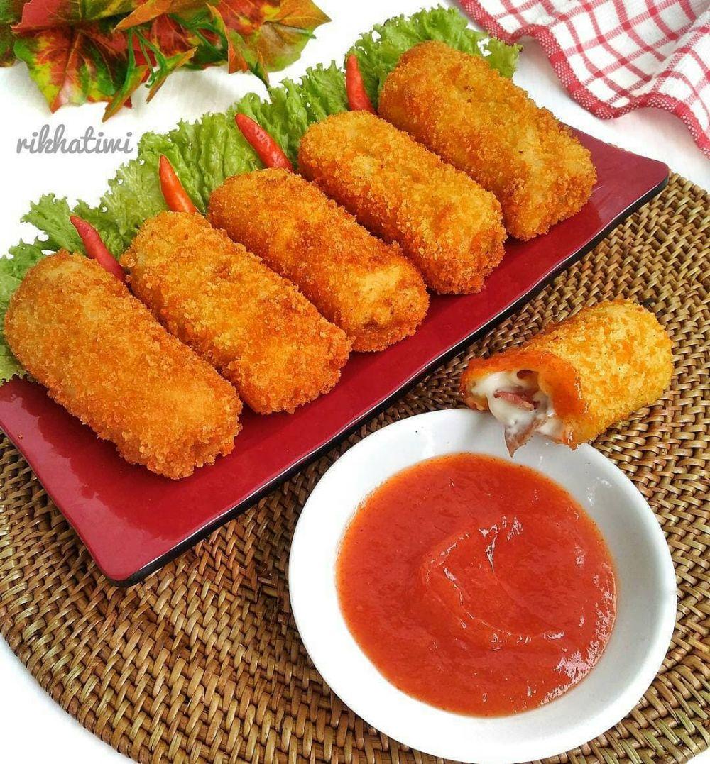 Resep risol sayur © 2020 brilio.net