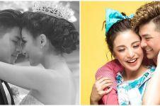 10 Potret perjalanan cinta Chelsea Olivia dan Glenn Alinskie