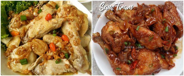 12 Resep olahan ayam sederhana, enak, simpel dan bikin nagih