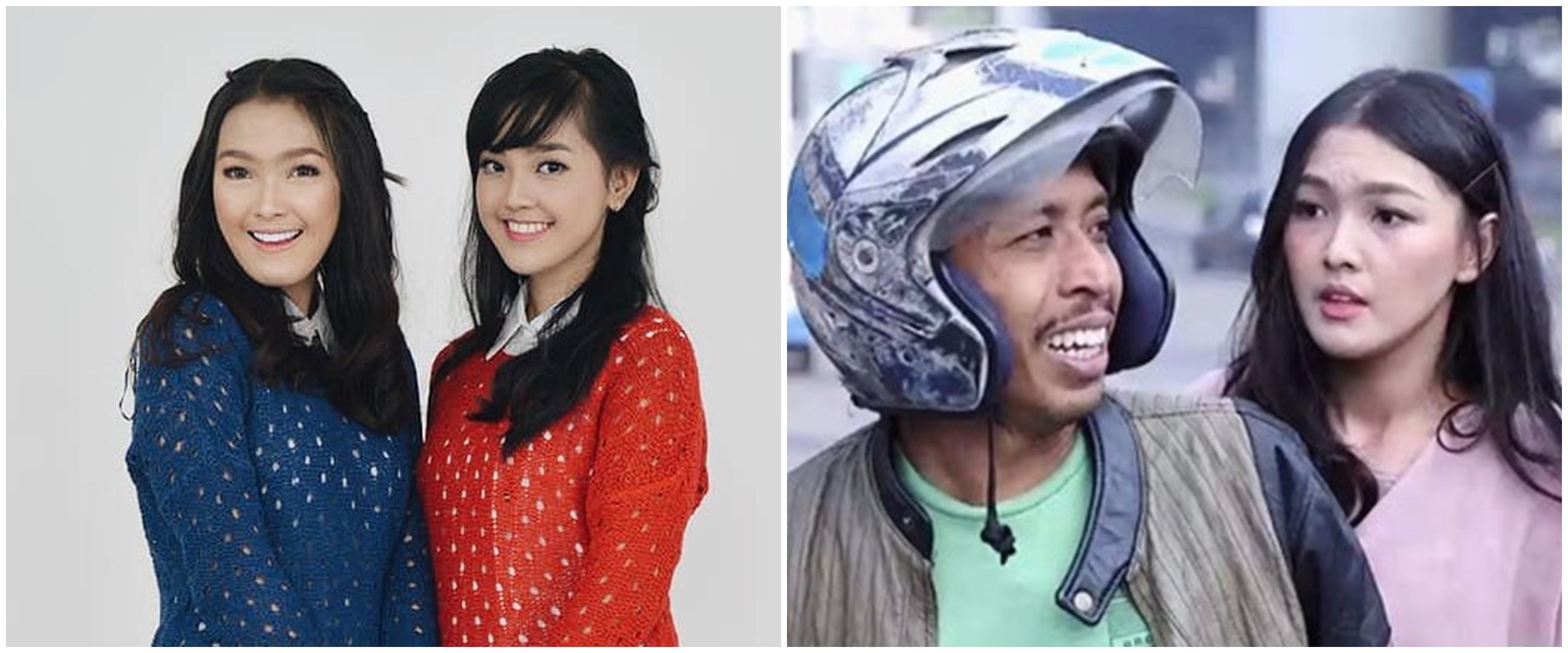 Jarang tersorot, ini 8 potret kompak pemeran Rinjani TOP & adiknya