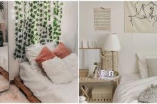 20 Kamar aesthetic terbaik paling nyaman, bisa kamu tiru