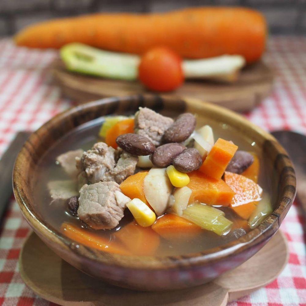 Resep makanan sehat untuk diet berbagai sumber