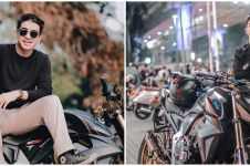10 Aksi motoran Fachri Muhammad, Si Entong yang beranjak dewasa
