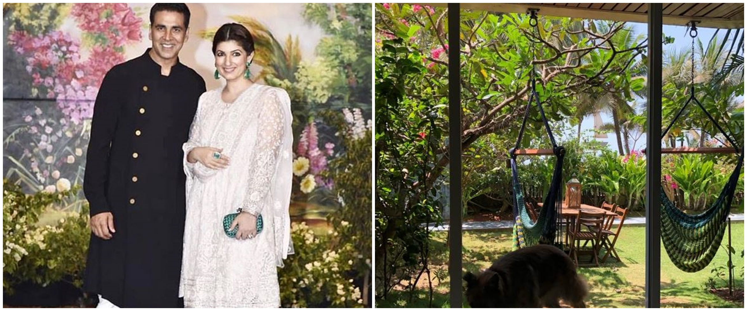 8 Penampakan rumah aktor Bollywood Akshay Kumar, asri dan luas