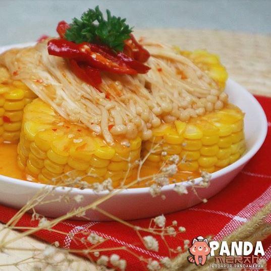 Resep olahan makanan jagung manis © 2020 brilio.net