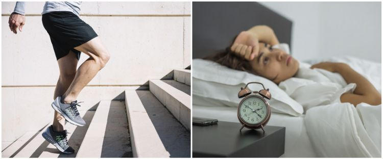 10 Manfaat olahraga naik turun tangga, termasuk atasi insomnia