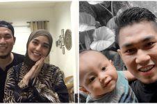 Hamil anak kedua, 8 potret romantis Rizal Armada dan istri