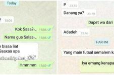 35 Contoh chat lucu kenalan lewat whatsapp (WA), bikin nyengir