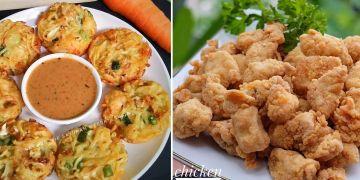 17 Resep makanan ringan goreng untuk dijual, enak dan simpel