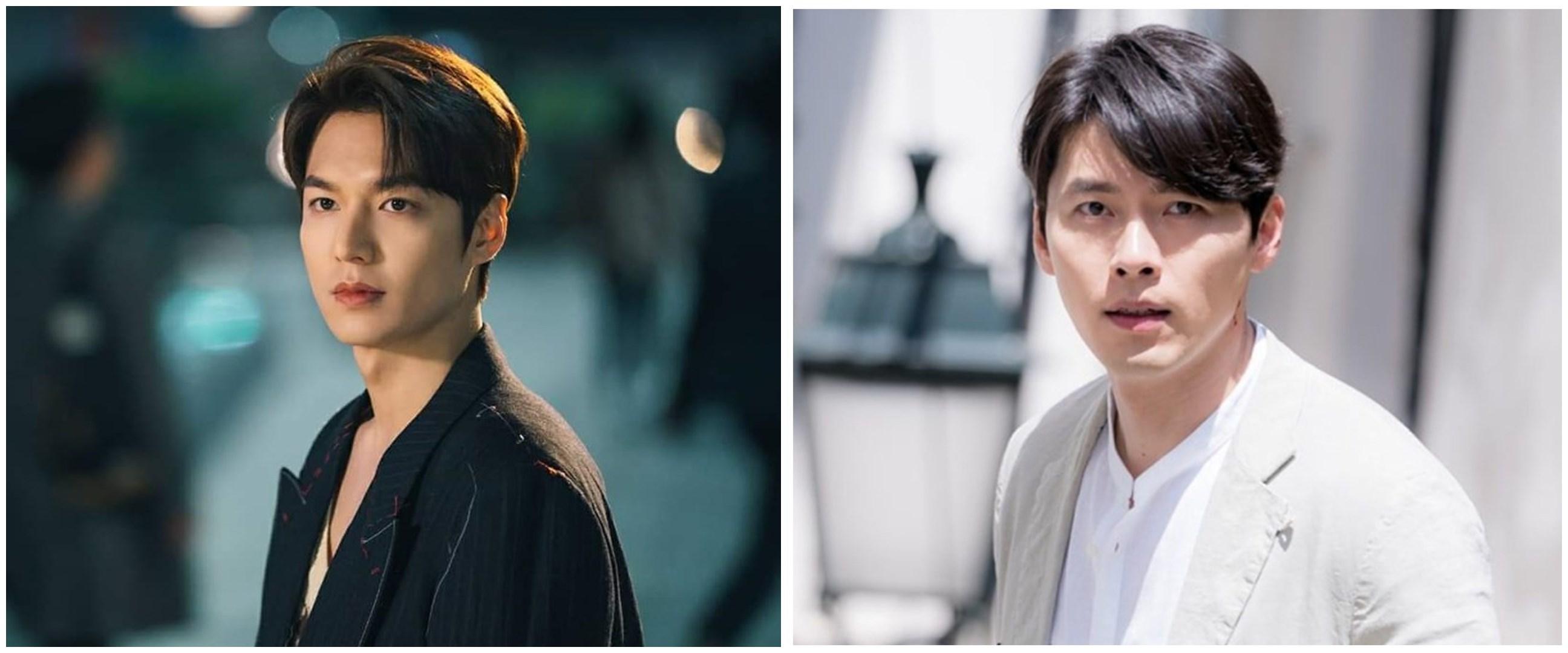 10 Potret masa kecil aktor Korea, parasnya bikin gemas