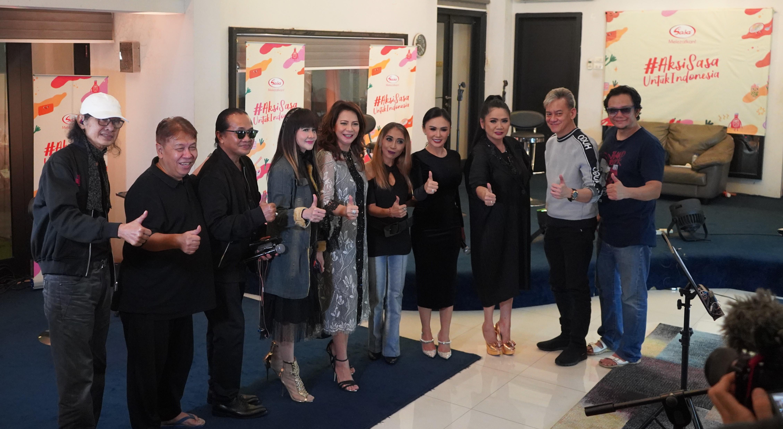 Bersama SASA, Konser 7 Ruang 7 Bintang bantu pekerja seni saat pandemi