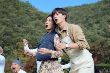 8 Momen menggemaskan Yook Sung-jae di serial Mystic Pop-up Bar
