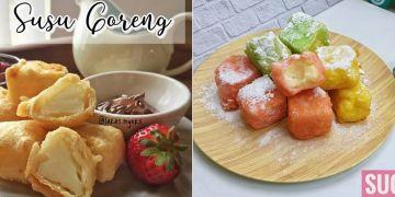 10 Resep camilan susu goreng, unik, lezat dan bergizi