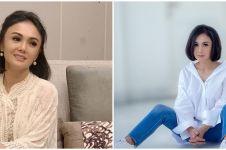 Yuni Shara tulis kata bijak jangan mencampuri urusan keluarga orang