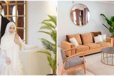 9 Potret rumah Dian Pelangi, Instagramable dan nuansanya serba putih