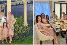 10 Potret keharmonisan dokter Reisa Broto dan keluarga