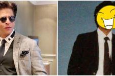 7 Potret masa muda Shah Rukh Khan, penampilannya manglingi banget
