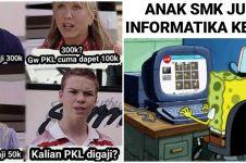 10 Meme lucu nasib pelajar ketika PKL, tak seindah yang dibayangkan