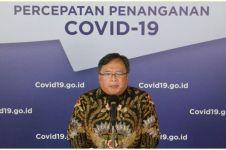 Menristek: Mayoritas virus corona di Indonesia beda dengan tipe dunia
