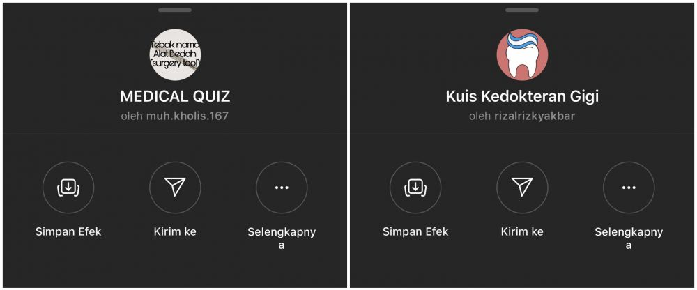 12 Filter Pelajaran Di Instagram Stories Bikin Belajar Makin Ser
