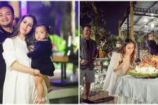 9 Momen perayaan ultah Momo Geisha ke-34 bareng keluarga, sederhana