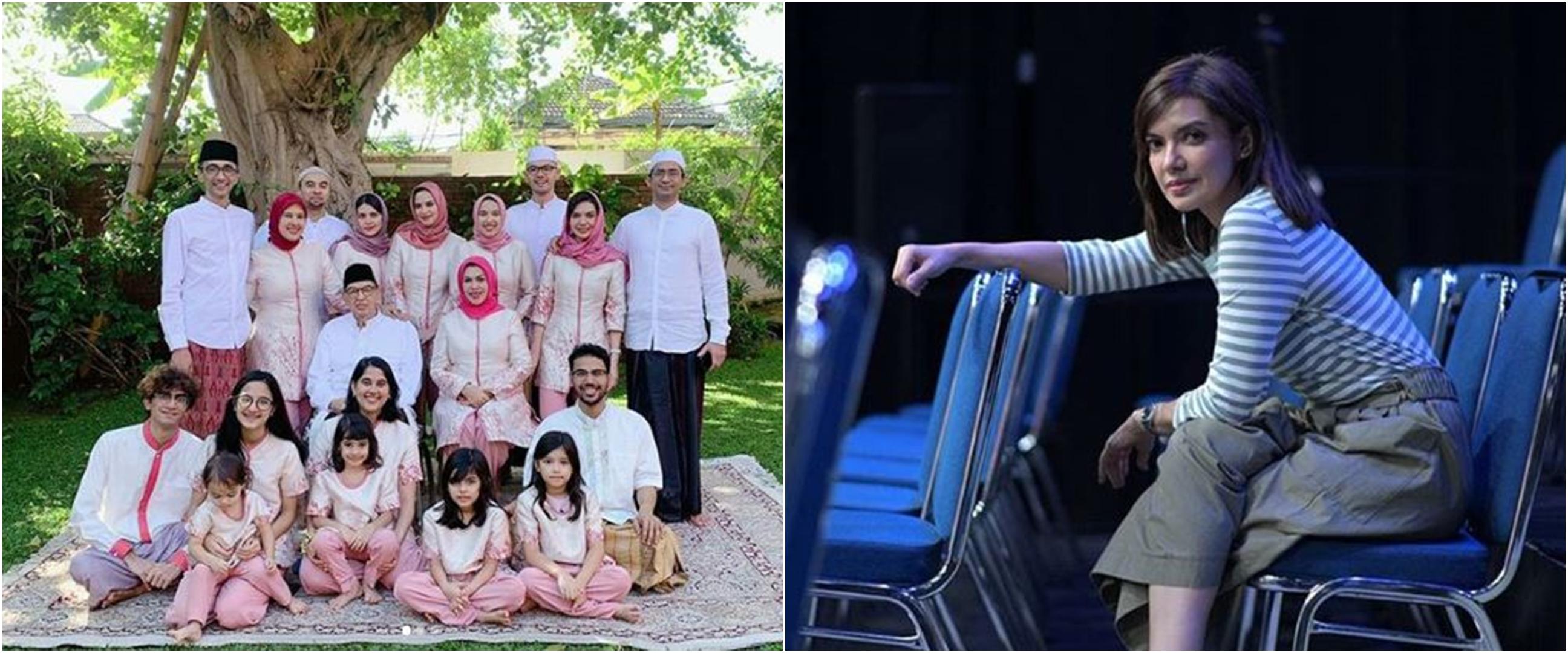 10 Potret cantik Sidah Ahmad, adik ipar Najwa Shihab