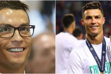 9 Potret transformasi & perjalanan karier Cristiano Ronaldo