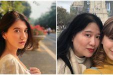 Jarang tersorot, ini 8 potret manis Cassandra Lee dan sang mama