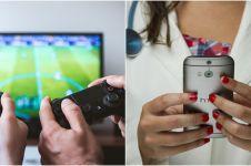 5 Penyakit yang muncul karena terlalu lama bermain game, ngeri