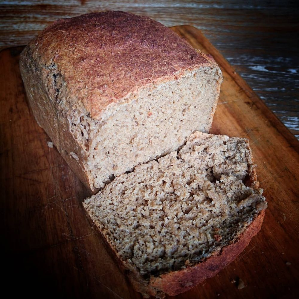 Resep roti gandum © 2020 brilio.net