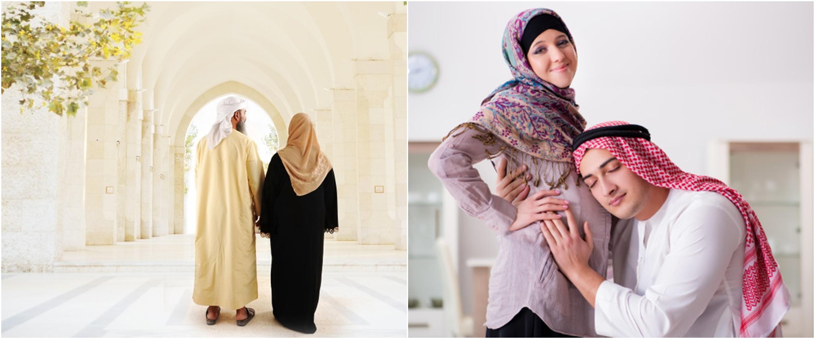 Kewajiban seorang suami terhadap istri dalam ajaran agama Islam