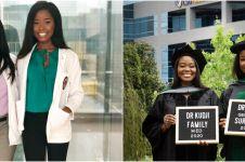 Kisah ibu dan anak lulus kuliah kedokteran bersamaan, inspiratif