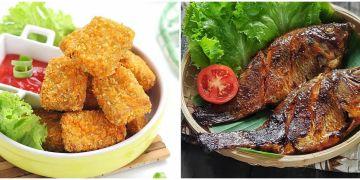 20 Resep masakan lauk pauk rumahan sederhana, enak dan mudah dibikin