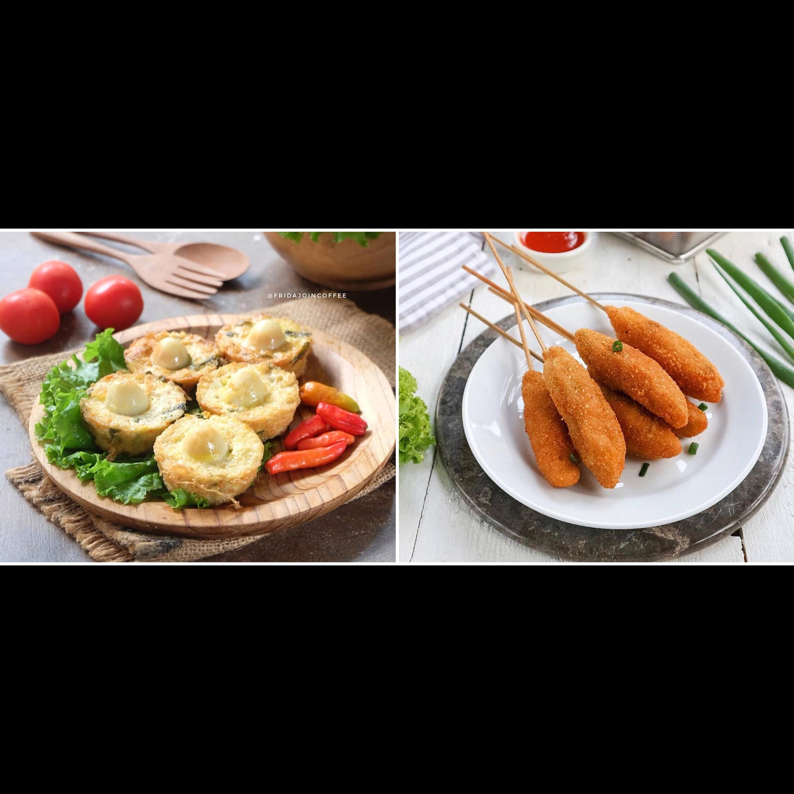 13 Resep camilan gurih paling enak, simpel, dan mudah dibuat