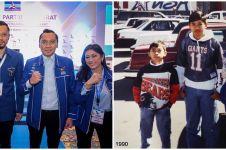 10 Potret masa kecil AHY dan Ibas Yudhoyono, kompak sedari dulu