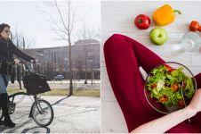 10 Manfaat bersepeda untuk turunkan berat badan & panduan melakukannya