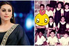 10 Potret lawas Rani Mukerji, paras saat sekolah manglingi