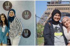 Jarang terekspos, ini 8 potret kompak Tissa Biani dan sang kakak