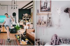 Banyak spot foto, ini potret rumah 7 seleb yang Instagramable
